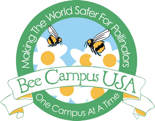 logo for bee campus USA