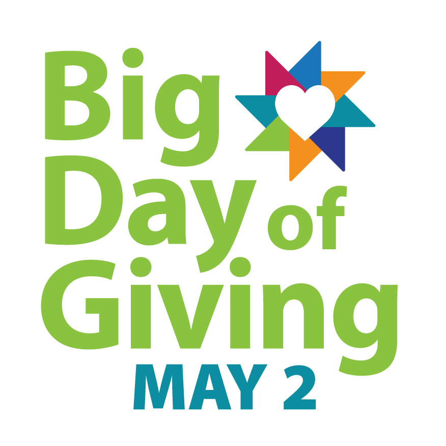 Image of Big Day of Giving logo.