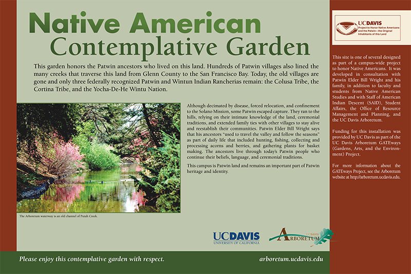 Native American Contemplative Garden