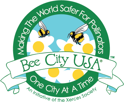 Image of Bee Campus USA logo.