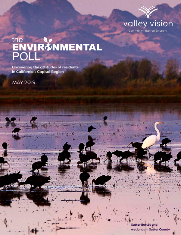 cover page of environmental poll report