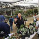 Image of the UC Davis Arboretum and Public Garden's Volunteer Plant Swap.