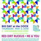 Image of the poster for Big Day at the Dock.